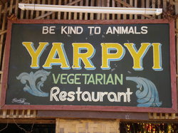 Yar Pyi Vegetarian Restaurant