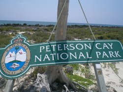 Peterson Cay National Park