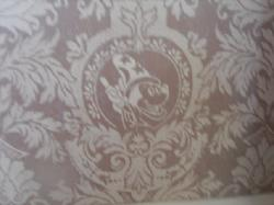 wallpaper in the lobby