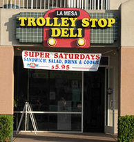 Trolley Stop Deli