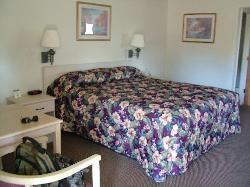 Room at Vagabond Inn Ukiah