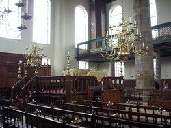 Portugiesische Synagoge Amsterdams