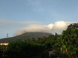 Arenal Volcano Inn - view from our porch