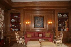 Salón muy elegante