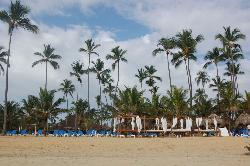 La playa del Dreams Punta Cana