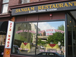 ‪Sangam Indian Cuisine‬