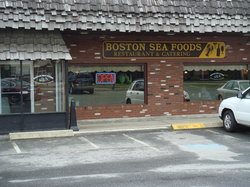 Boston Seafood