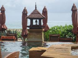 The main pool.