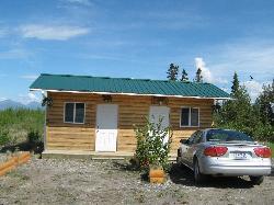 Kluane Base Camp