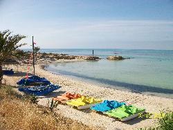 une des plages (water sport)
