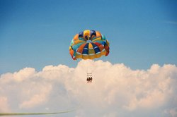 Just Chute Me Parasail