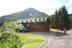 Our lodge at portnellan