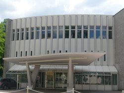 Kongresshaus mit Rosengarten