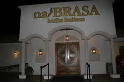 ‪na Brasa Brazilian Steakhouse‬