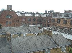 From our room - an old factory