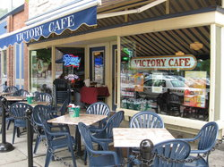 Dawn's Victory Sports Cafe