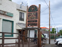 Canby Hotel, Cafe and Saloon
