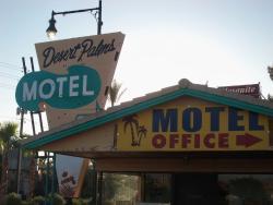 Desert Palms Motel