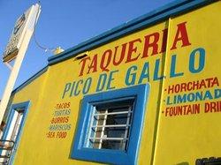 Taqueria Pico De Gallo
