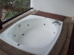 Perferred Tower Room - Hot Tub on Deck