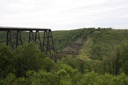 ‪Kinzua Bridge State Park‬