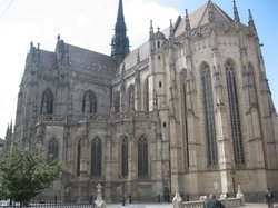 Cathedral of St. Elizabeth (Dóm svätej Alzbety)