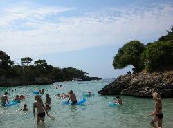 Cala Ferrera beach - Cala D'Or