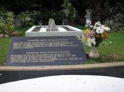 Mahsuri's Tomb