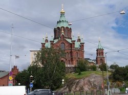 Uspenski-katedralen (Uspenskin Katedraali)