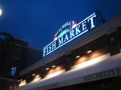 ‪Mitchell's Fish Market‬