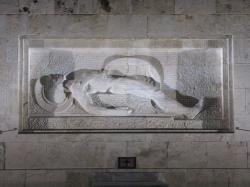 Greece's Tomb of the Unknown Soldier in front of Parliament building