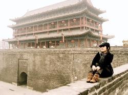 Городская стена города Сиань (Чанъань)