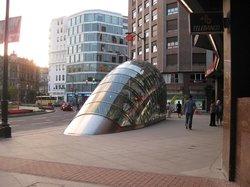 Bilbao subway system (Metro Bilbao)