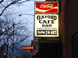 Oxford Saloon and Cafe