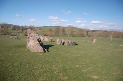 Stanton Drew Stone Circles & Cove