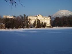Schloss Leopoldskron. Salzburg, Österreich
