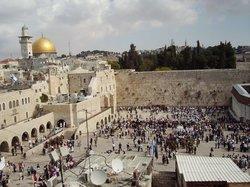 Den Vestlige Mur (Grædemuren)