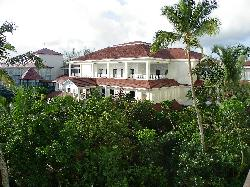 main building of Breezes resort