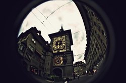 Clock Tower - Zytglogge