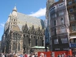 圣斯蒂芬大教堂(Stephansdom)