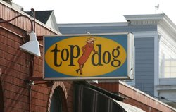 ‪Top Dog Berkeley Southside‬
