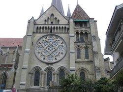 Lausannes Katedral