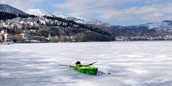 Kastoria, Grecia Inverno