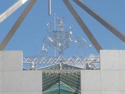 キャンベラ国会議事堂