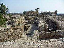 Theatre at Caesarea National Park