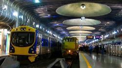 Britomart Transport Centre. Auckland. Camera: Canon DIGITAL IXUS 70 (20397778)