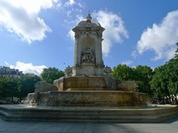 St. Sulpice Fountain