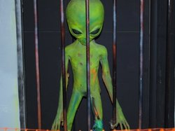 Alien Zone Area 51