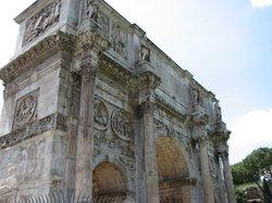 Arco de Constantino (Arco di Constantino) ]