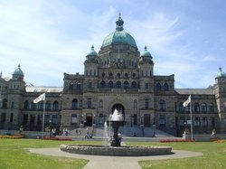British Columbia Legislature Building